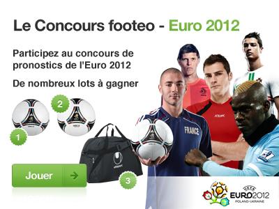 pronostics euro 2012