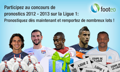 Concours footeo - Ligue 1