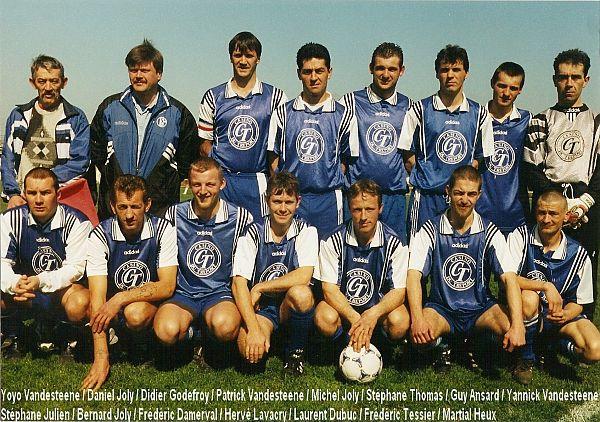 Saison 98/99