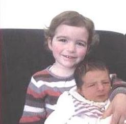 Clara et sa petite soeur