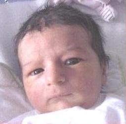 Lucie née le 11 Mars 2010