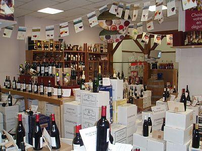 Inter Caves, vins et spiritueux