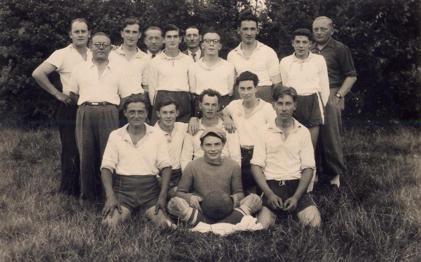 1ère équipe du club en 1948