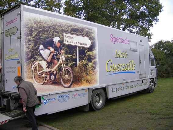 camion Guerzaille