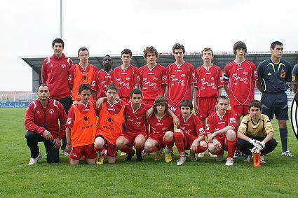 finale U 15 2010
