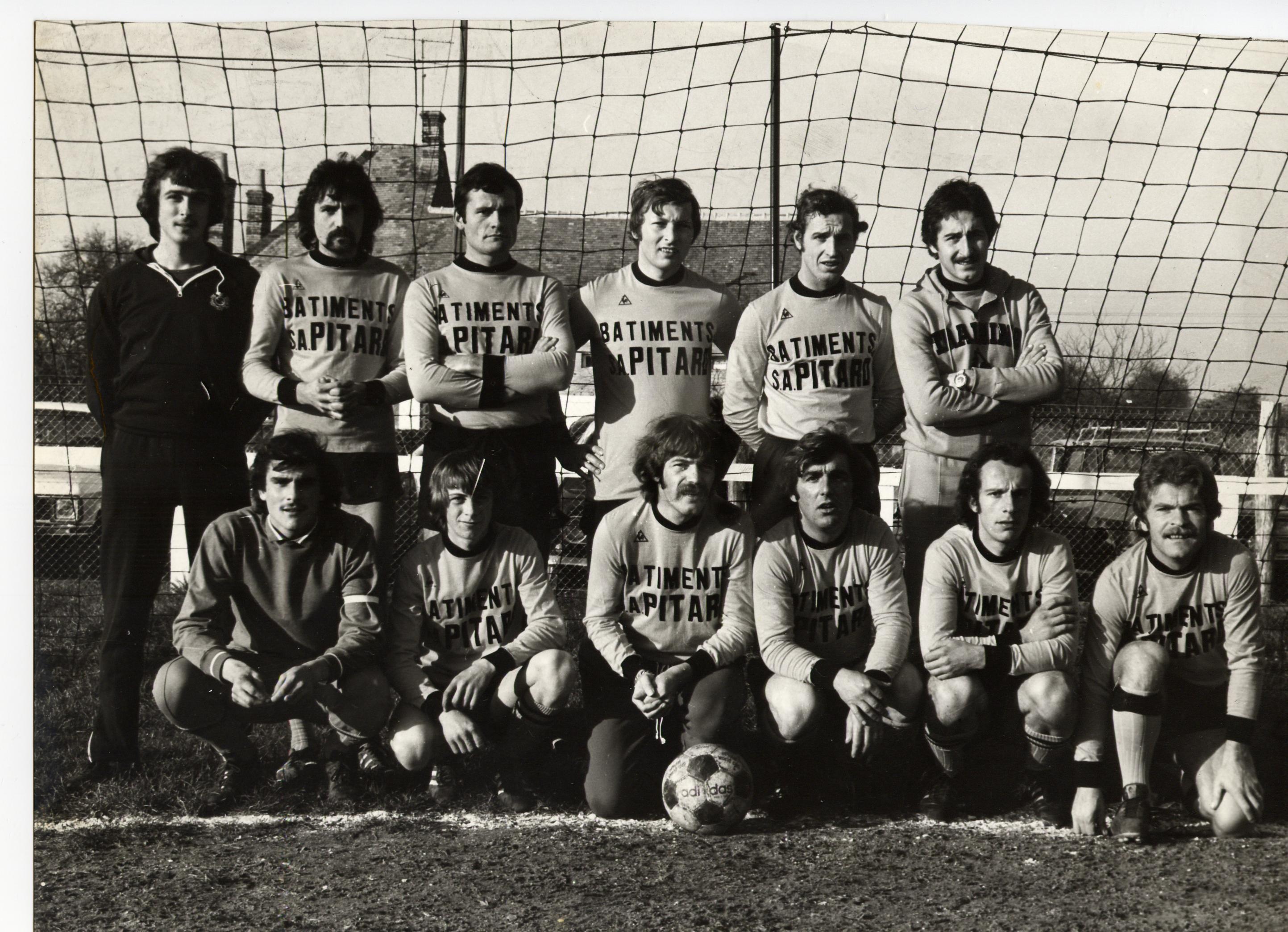 1976-1977 EQUIPE A