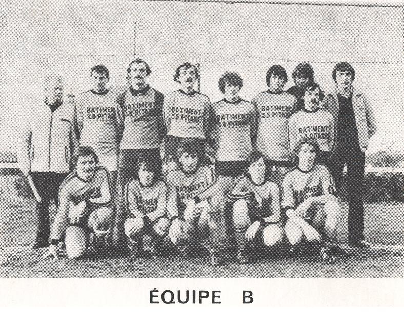 1981-1982 Equipe B