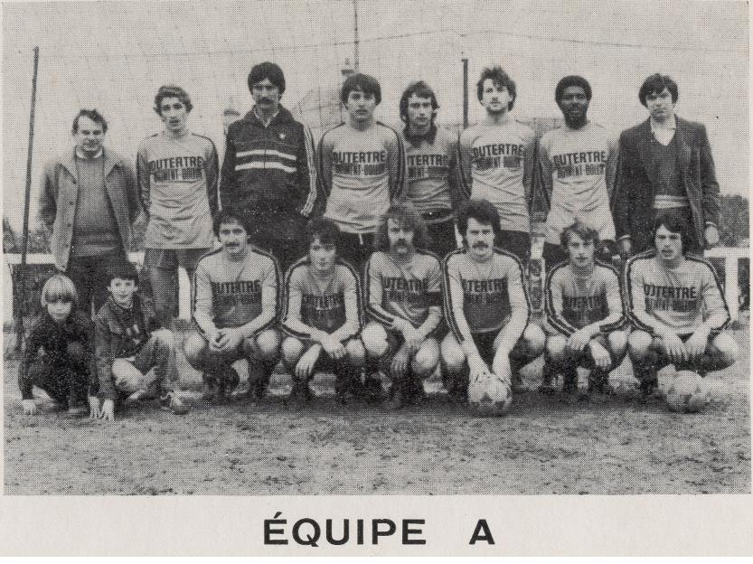 1982-1983 EQUIPE A