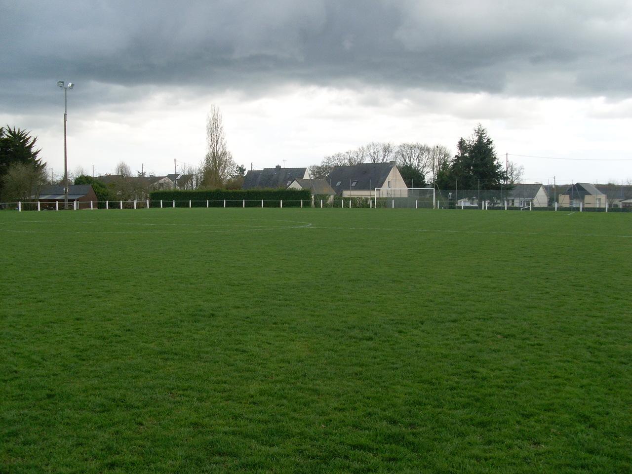 Terrain des sports - Moisdon la Rivière