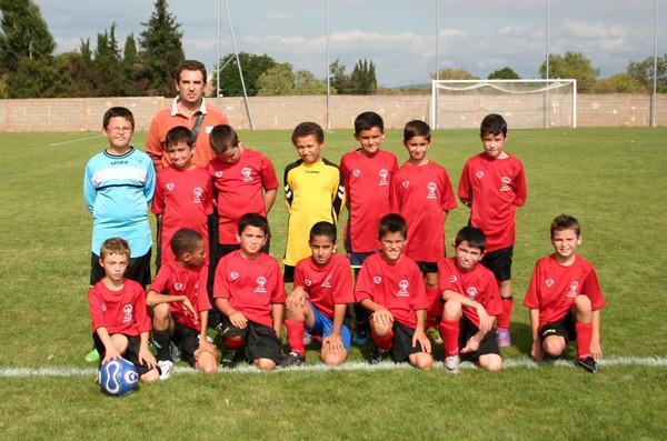 U11 2 équipes