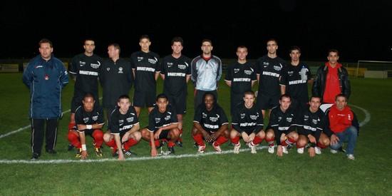 Equipe coupe Saint Gély