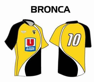 Maillot Bronca