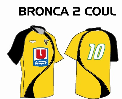 Maillot Bronca 2 Cool