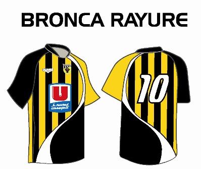 Maillot Bronca Rayure