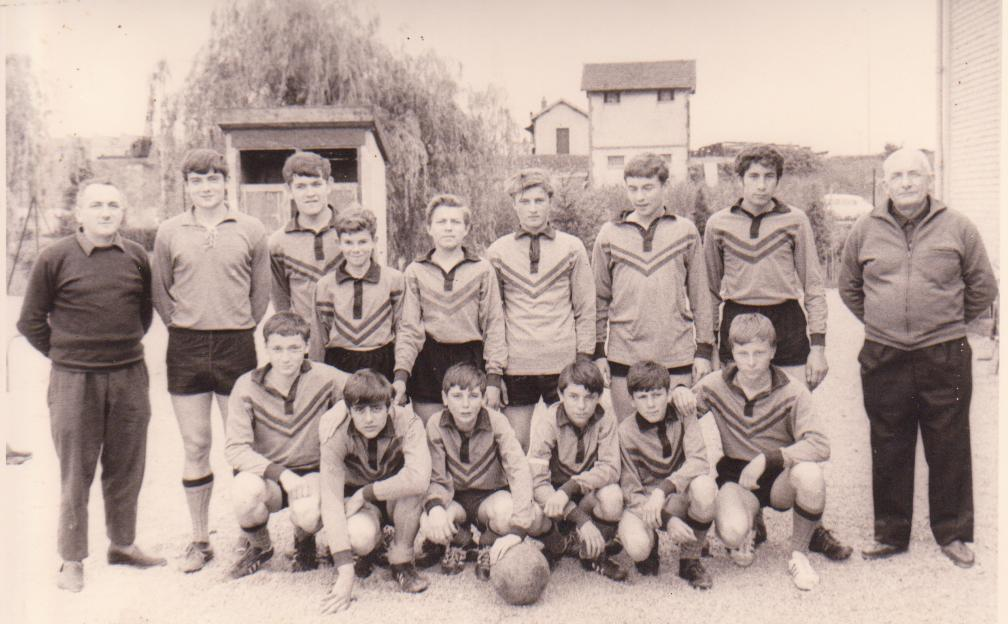 Equipe cadet