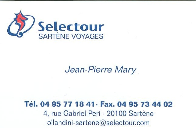 JEAN PIERRE MARY