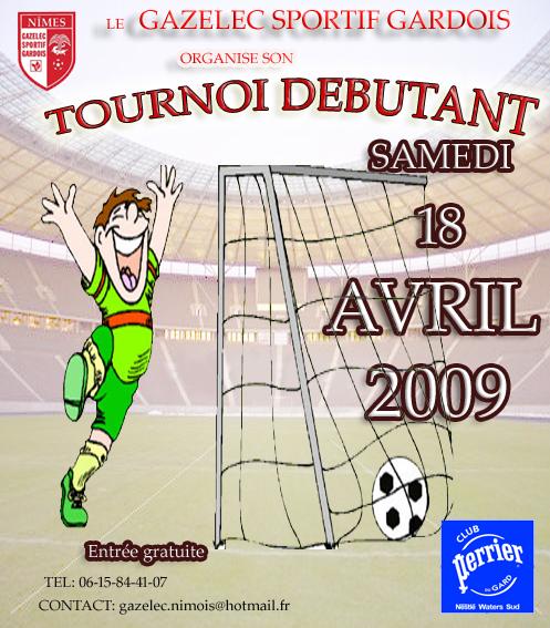 tournoi debutant