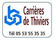 CARRIERES DE THIVIERS