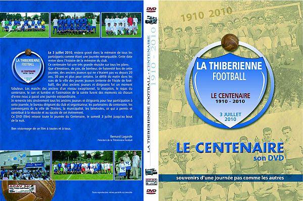 DVD Film Centenaire