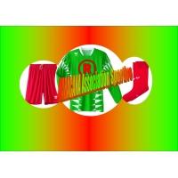 Les couleurs de Maracana A.S. : Vert et Rouge.