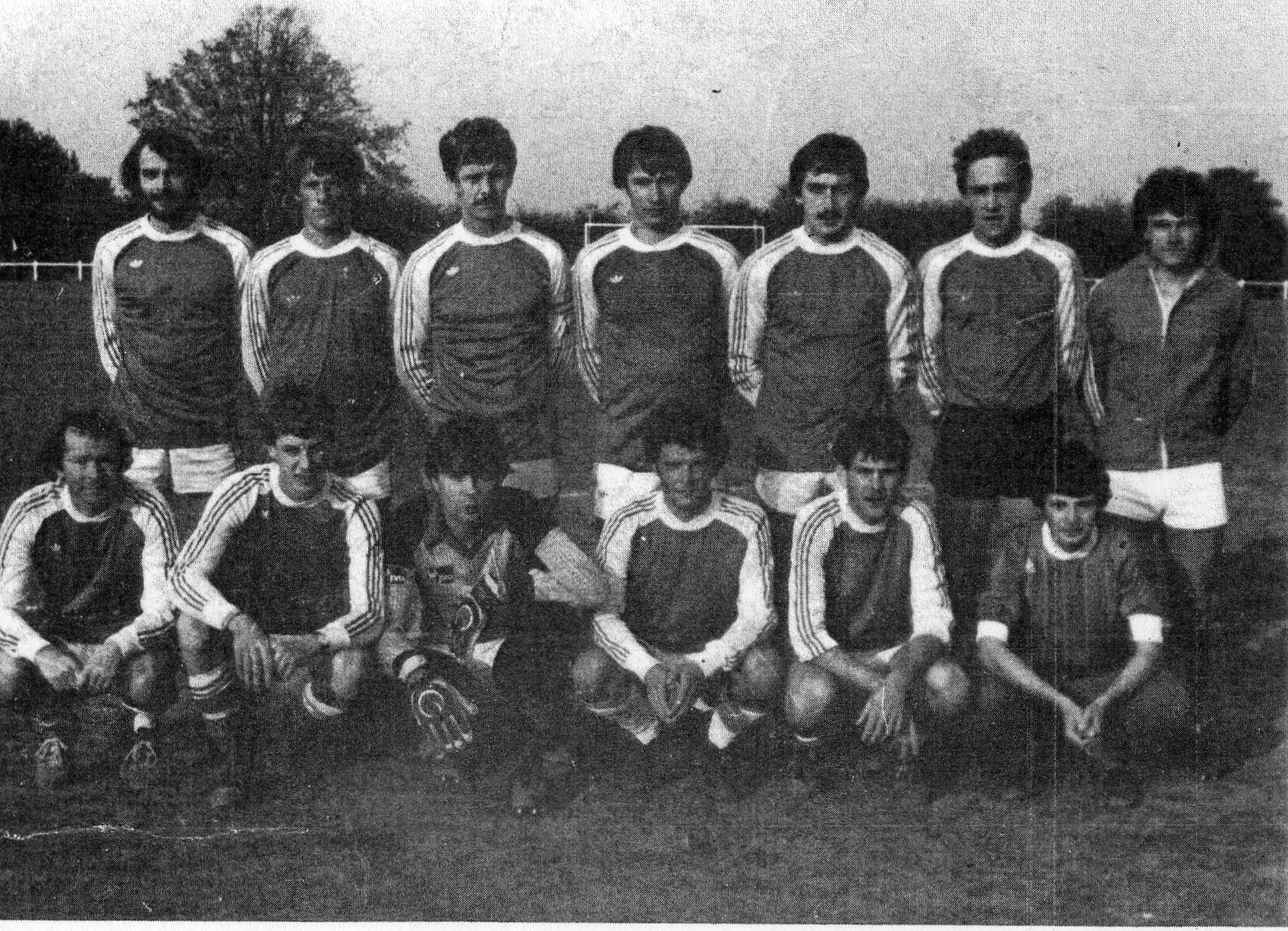 équipe A saison 1983 - 1984