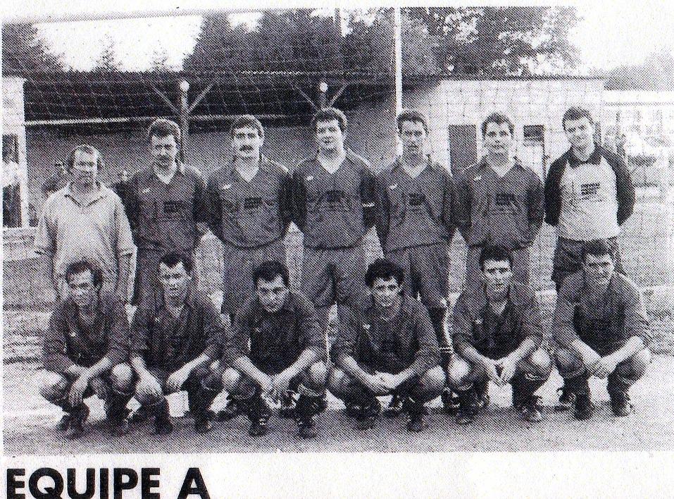 equipe A saison 1990 1991