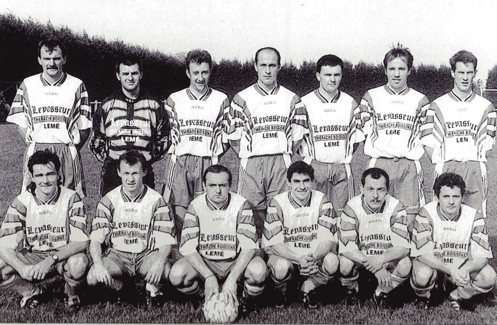 équipe A 1997