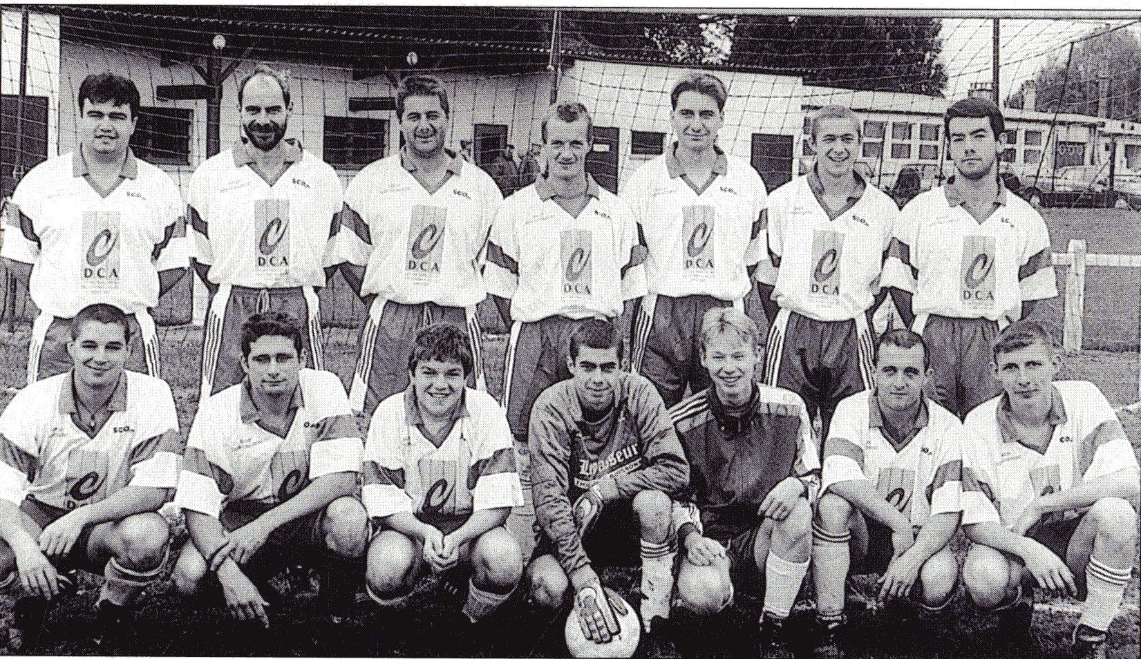 équipe B 1997