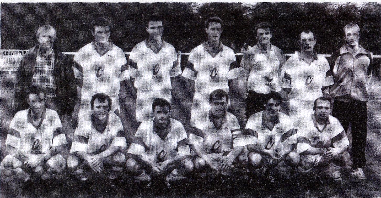 équipe A 1996