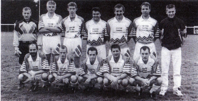 équipe B 1996