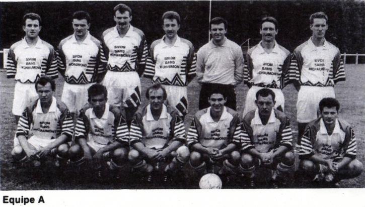 équipe A 1994