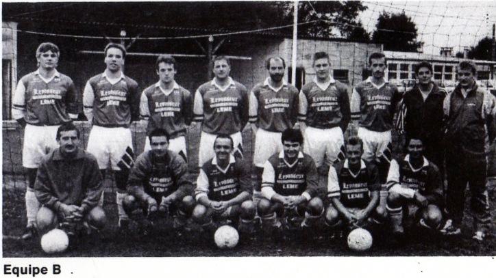 équipe B 1994