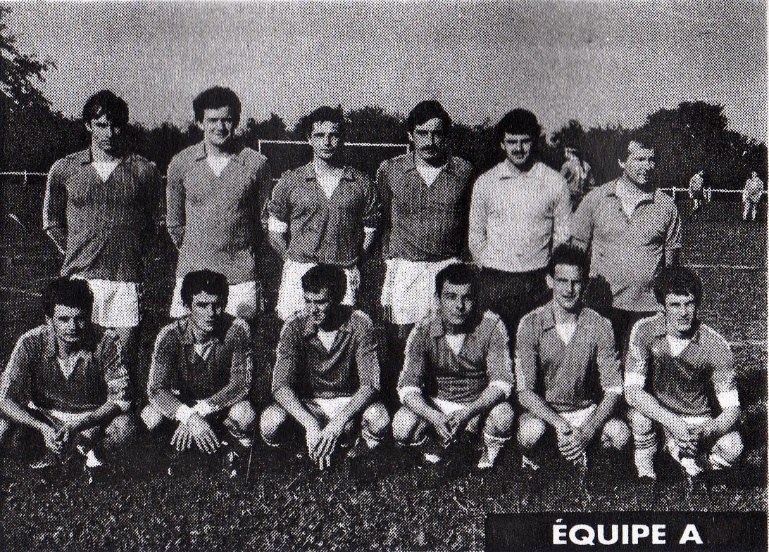 équipe A saison 1987 1988