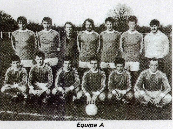 équipe A saison 1986 1987