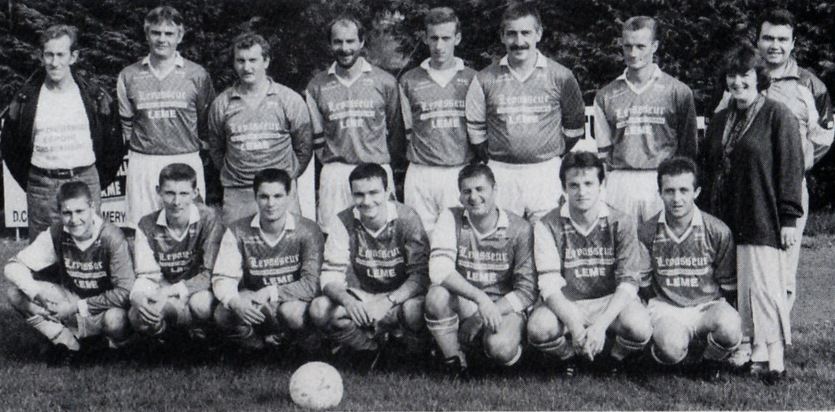 équipe B 1995