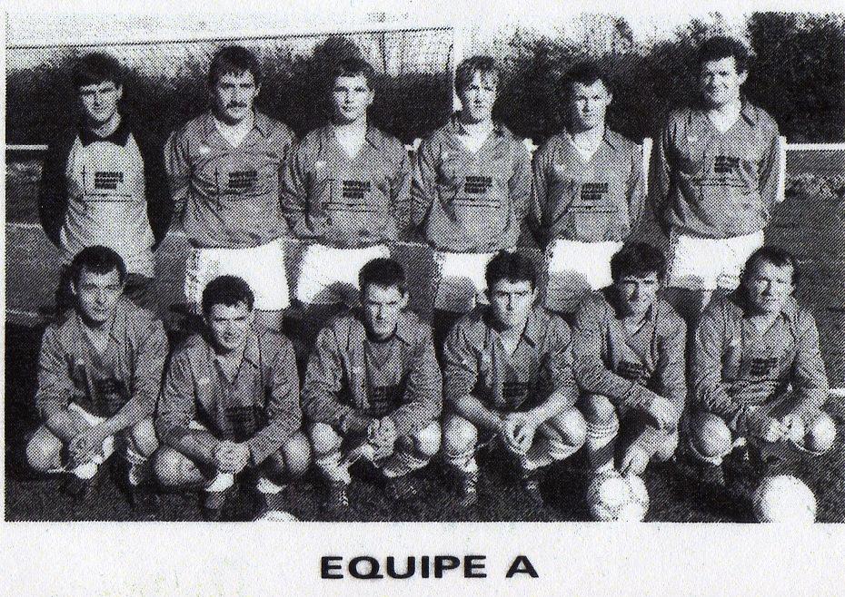 équipe A saison 1988 1989