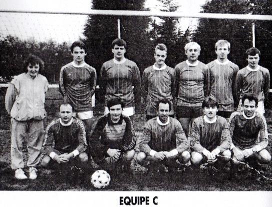 équipe C saison 1990