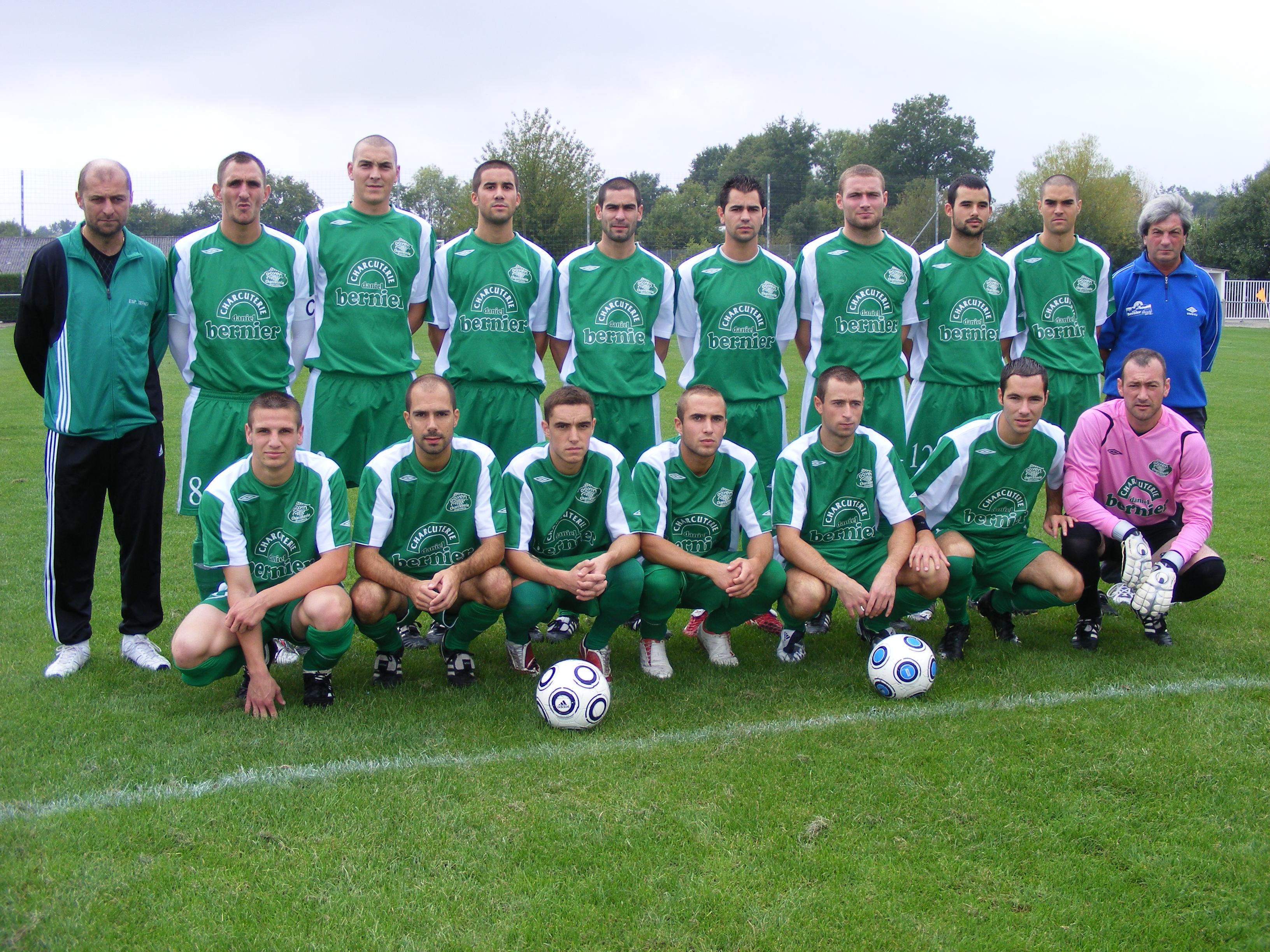 equipements - club football esp u00e9rance de terves