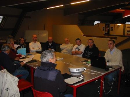 1ere réunion PAC 69 le 09/01/10