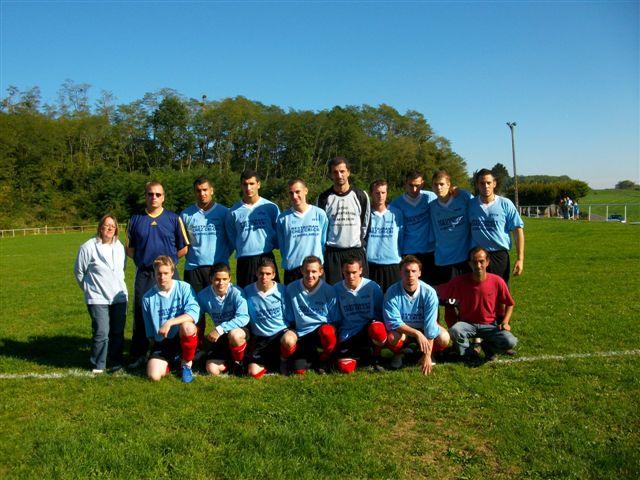 Seniors A 2010-2011